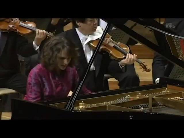 Brahms - Piano Concerto No. 2 in B-flat major (Hélène Grimaud)