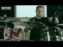 Architects 'Naysayer' drum play through with Dan Searle