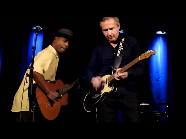 Eric Bibb Staffan Astner Don't Let Nobody Drag Your Spirit Down live 2011