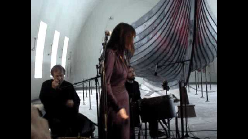 Wardruna Bjarkan Live at the Viking Ship Museum