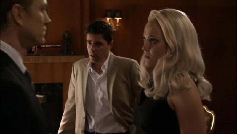 Видео Сериал Блэйд Blade: The Series 9 серия Поворот винта смотреть онлайн