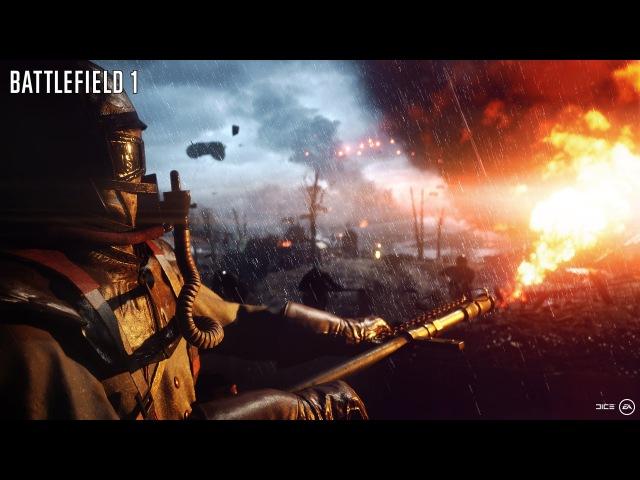 Трейлер Battlefield 1 Battlefield 1 Official Reveal Trailer