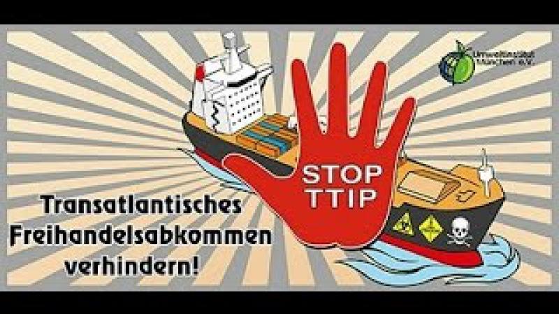 STOP TTIP Freier Handel oder freie Bürger Arte Doku 2015