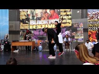 Fil & Twenson vs Tanya Kupra & Ponka | Hip-hop Final | Dance ForRest 2015