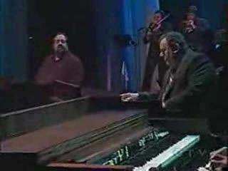 Four Hammond B3's playing The Cat