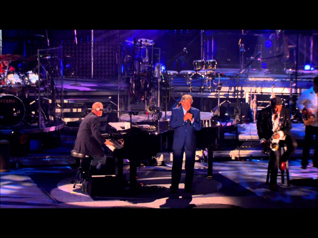 Billy Joel - New York State Of Mind (from Live at Shea Stadium) ft. Tony Bennett