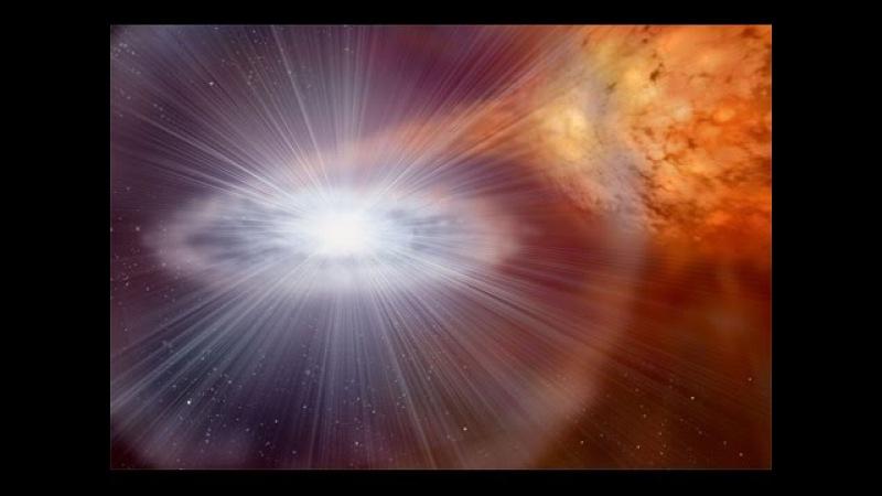 Теория большого взрыва.Из чего состоит вселенная.С точки зрения науки