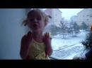 На конкурс Дети читают стихи для Лабиринт.ру. Ледянкина Элина, 3 года, г. Ярославль