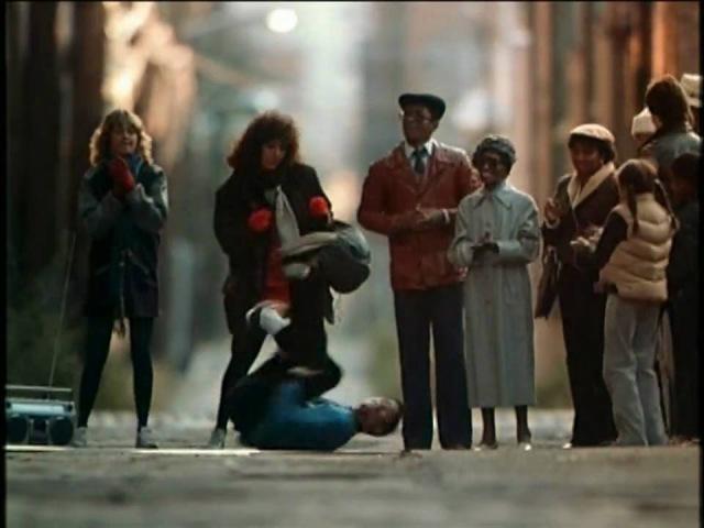 Davy DMX One For The Treble Originals B Boy Dedication Video