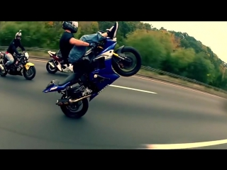 Мото-экстрим Стант-райдинг Трюки на мотоциклах