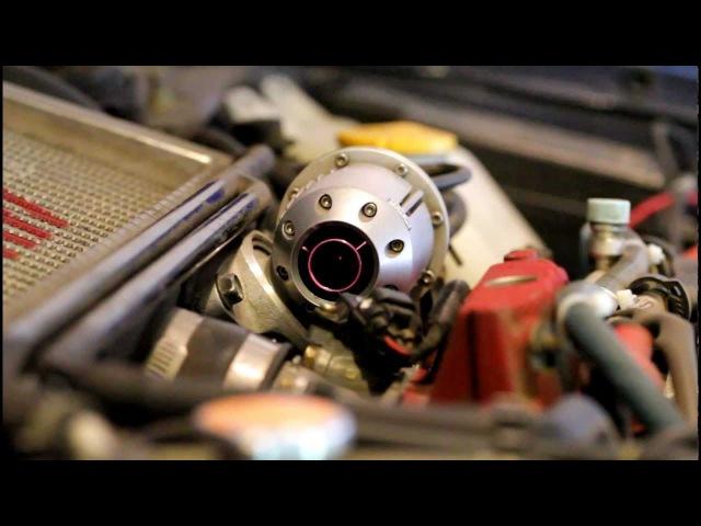 LOW FREQUENCY INSERT 2005 Subaru Impreza WRX STi with HKS SSQV blow off valve