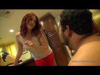 Jessica ryan & sara luv i guess he wants chastity