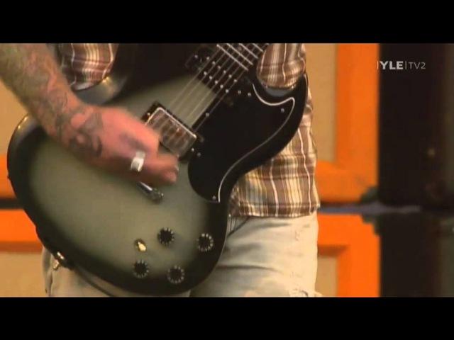 Mastodon - The Wolf is Loose live @ Roskilde Festival 2011 - (Pro-shot)