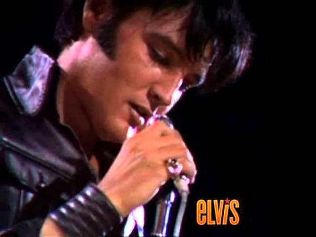 Elvis Presley ~ Gentle On My Mind HQ