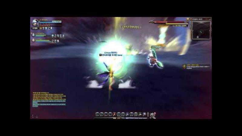 [Dragon Nest] New Lv90 Daedalus Nest Stage 1 (Sniper POV)