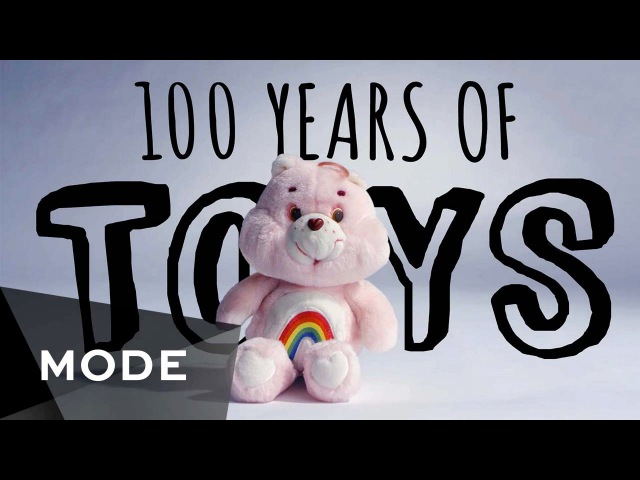 100 Years of Toys ★ Glam.com