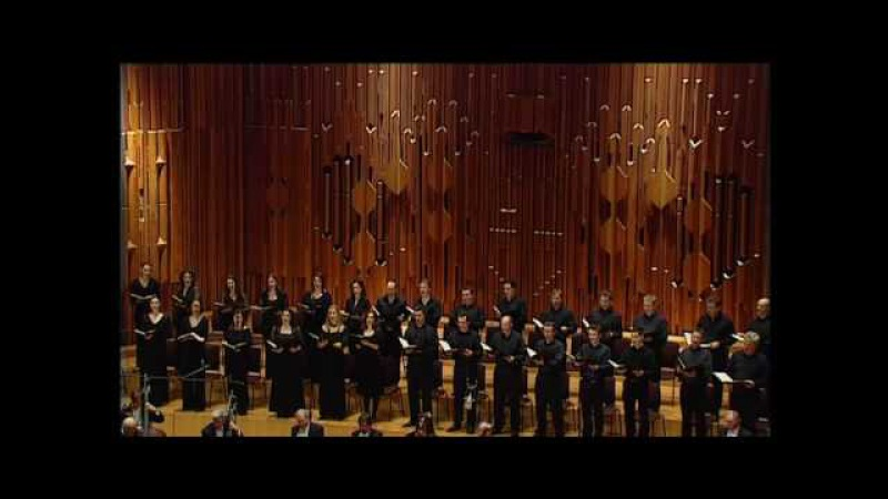 Handel Messiah For unto us a child is born Sir Colin Davis Tenebrae LSO