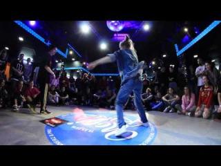 xNVR9xHip-Hop PRO 1/2x Тим Шанидзе vs Ludok