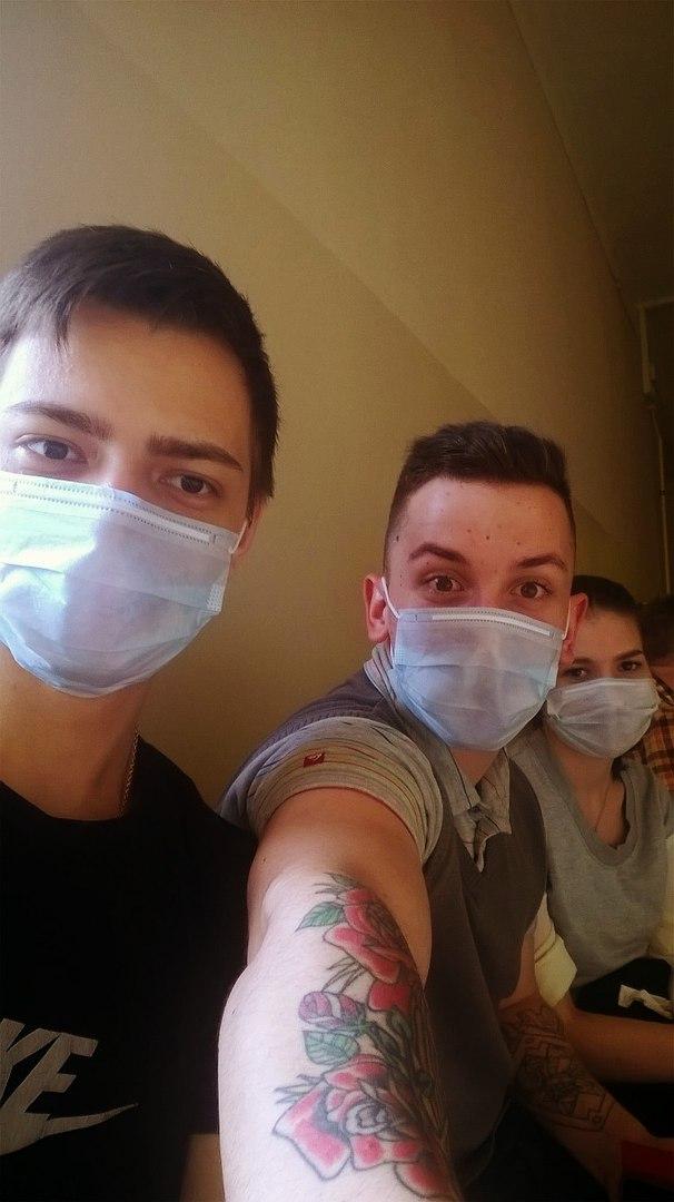 ними фото в маске макса калинина правильно выбрать кухонные