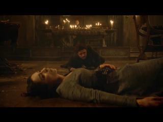 Игра престолов - Кровавая свадьба (3 сезон 9 серия) - самый жестокий момент