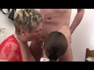 Dirty sluts Angelik J and Sexy Susi fuck in all positions