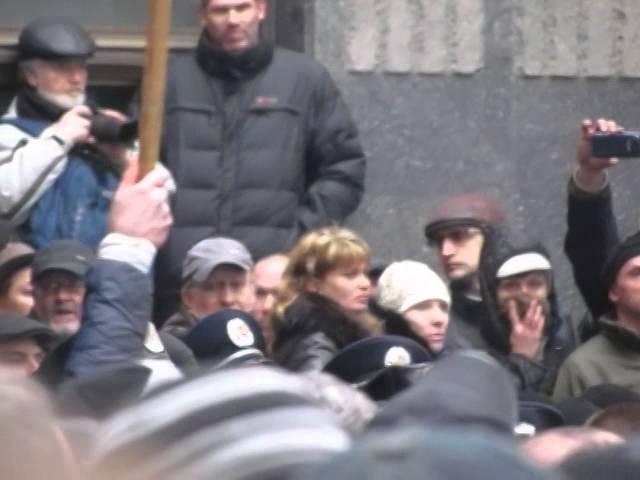 26 февраля 2014 Симферополь Татары 26 02 2014 15