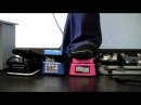 Battle of the Wah! Crybaby GCB-95 pink vs. RMC Picture vs. Custom Audio Electronics CAE-404