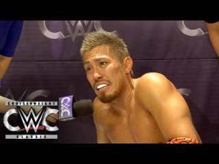 #My1 Akira Tozawa feels the effect of Jack Gallagher's offense: CWC Exclusive, Aug. 17, 2016