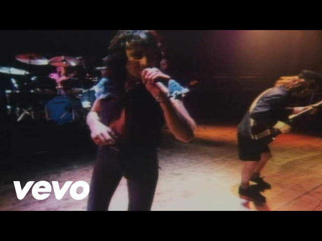 ACDC - Shot Down In Flames (Official Video)