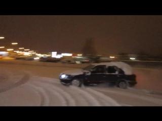 Ford Sierra Snow