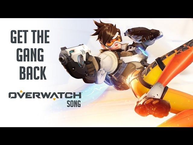 OVERWATCH SONG Get The Gang Back by Miracle Of Sound Epic Rock