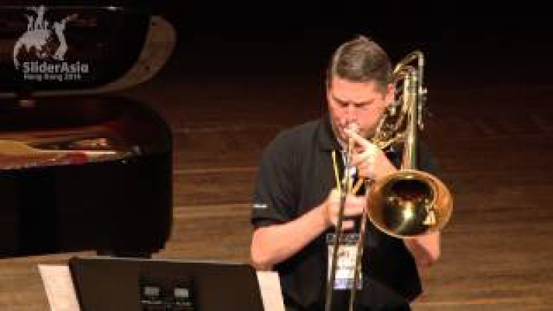 Devil's Waltz for Tenor Bass Trombone (Steven VERHELST)