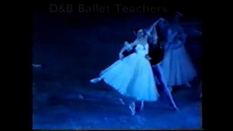 Giselle Altinay Asylmuratova and Stanislav Belyaevsky - Mariinsky Theatre - 1996