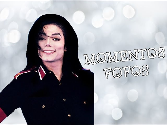 Michael Jackson Momentos Fofos Cute Moments