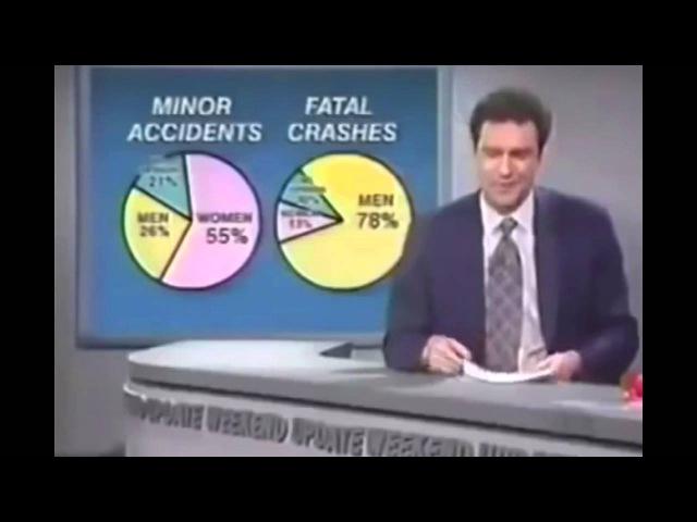 Лучшая шутка Норма МакДональда на SNL озвучка