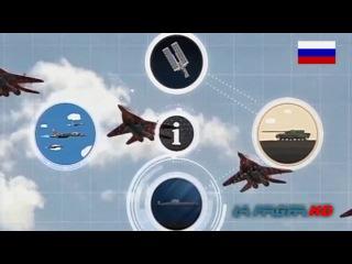 Russian Future Military Robots