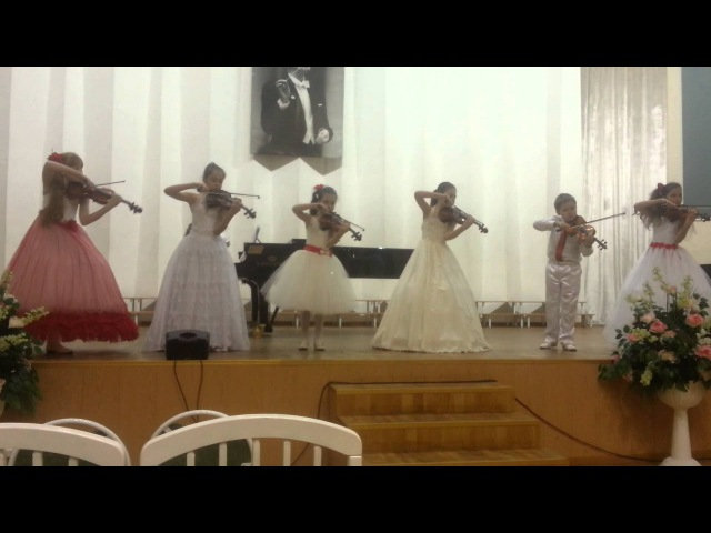 Р Ловланд Песня Таинственного сада Исп ансамбль скрипачей Калейдоскоп