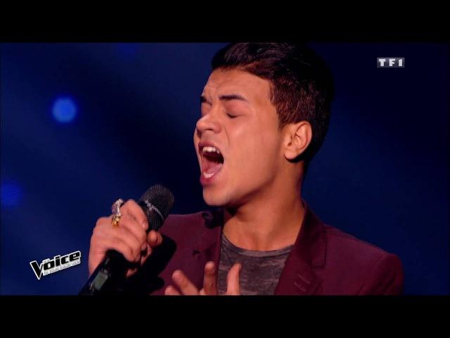 The Voice │Yann Sine Jebli Comme toi Jean Jacques Goldman │Epreuve Ultime