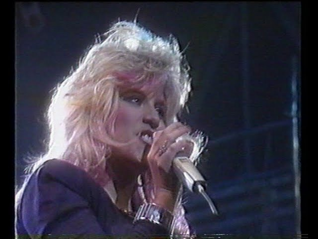 Samantha Fox Nothing's Gonna Stop Me Now World Dance Championships 1987