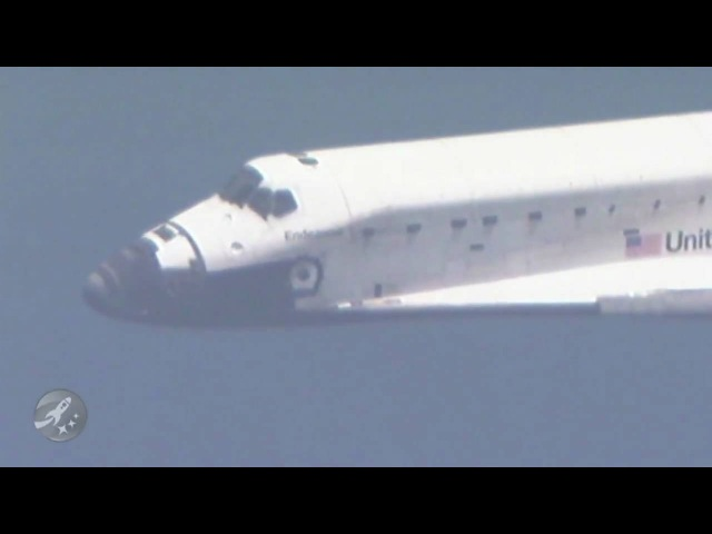 Endeavour lands at KSC for STS-127 (HD)