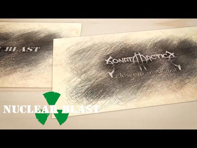 SONATA ARCTICA - Closer To An Animal (OFFICIAL LYRIC VIDEO)