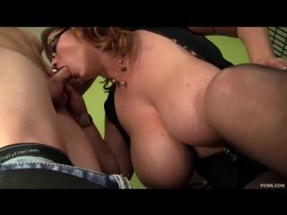 Порно, Eva Notty, mif, mature, porn