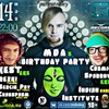 14.05.2016 ॐ M.D.A's B-DAY PARTY   ПEРМЬ