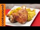 Maialino arrosto con patate Ricette secondi piatti
