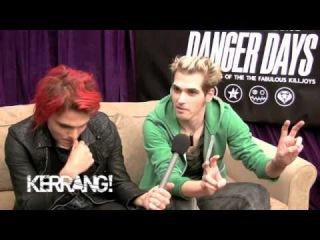 Kerrang! Podcast: My Chemical Romance (Part 2)