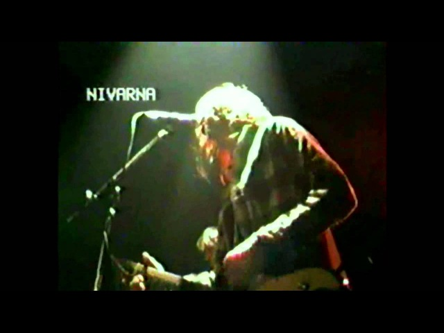 Nirvana - Fahrenheit, MJC Espace Icare, Issy-les-Moulineaux 1989