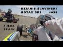 Dzianis Slavinski 658 Rotax Max Euro Challenge 2016 Zuera Spain