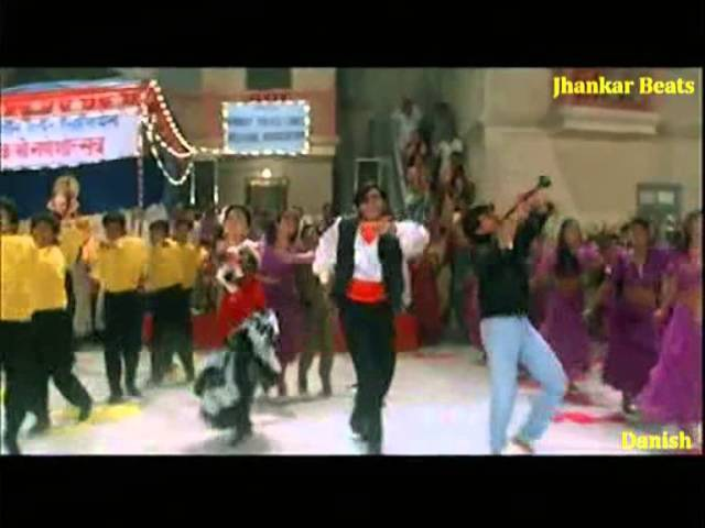 Laal Laal Honthon Pe [HD]__with Digital Jhankar Beats__Naajayaz__Kumar Sanu Alka