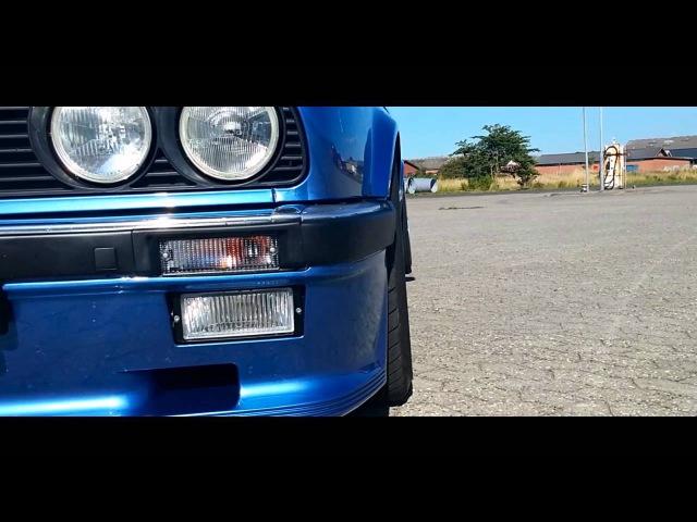 BMW E30 325i - M-Power - (EstorilBlue) - TEASER