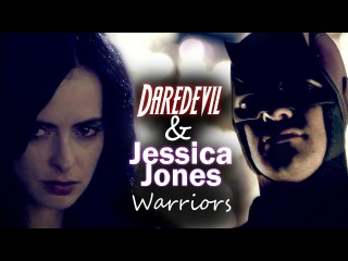   Daredevil & Jessica Jones: Warriors  